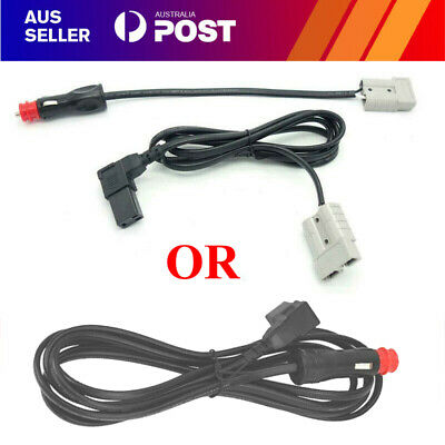 ENGEL FRIDGE 12v DC Cable Lead With ANDERSON Plug Suits C/D/E/F Series 2.0m Wire
