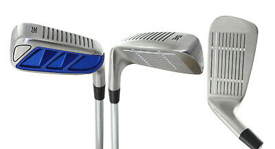 AGXGOLF SQUARE HIT Chipping Wedge / Iron: Mens, Ladies & Juniors All Sizes USA