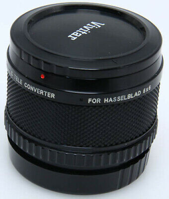Vivitar Automatic Tele Converter  2X for Hasselblad 6x6 V-System 386316
