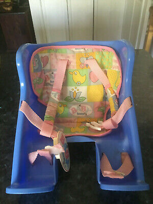 Vintage Baby Born Doll ZAPH Bike Car Doll Carrier - EXCELLENT / COLLECTABLE