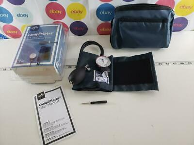 Medline Compli-Mates Aneroid Sphygmomanometer Kit with Carrying Case