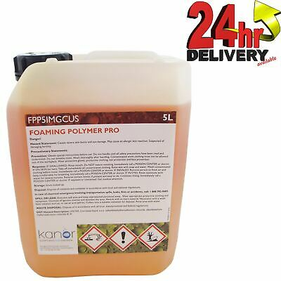 Kanor Polymer Wash & Wax Deep Cleaning Concentrated Foaming Shampoo 5 Litre