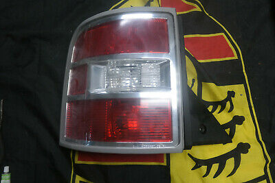 09 10 11 2009-2011 Ford Flex Limited OUTER Tail Light Lamp Left DRIVER LED OEM