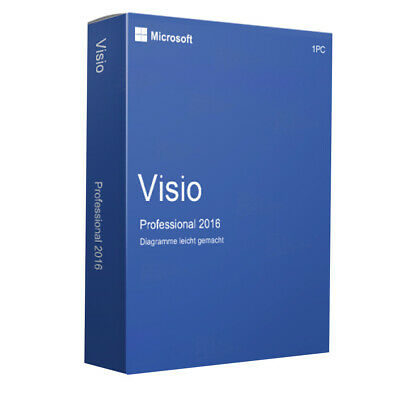 Visio Professional 2019 OEM Key *Everything included*