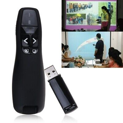 Wireless Presenter USB Remote Control Powerpoint PPT Clicker Presentation 2.4GHz