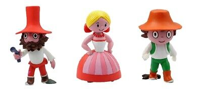 Bullyland Pettersson 46350 and Findus 46351 Play Figures Selection