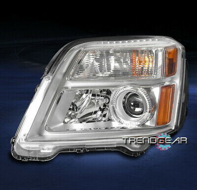 For 2010-2015 Gmc Terrain Denali Sle Sl Slt Projector Headlight Lamp Driver Left