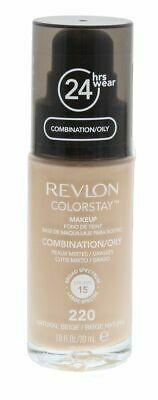 Revlon Colorstay Foundation - Combination/Oily Natural Beige 220 30 ml