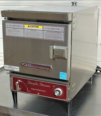 Electric Food Steamer- Southbend EZ-3