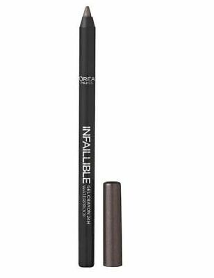 L'Oréal Infaillible Gel Crayon 24H Eyeliner - 04 Taupe of the World