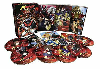 Mazinger Edition Z - The Impact! (2019) 6 DVD