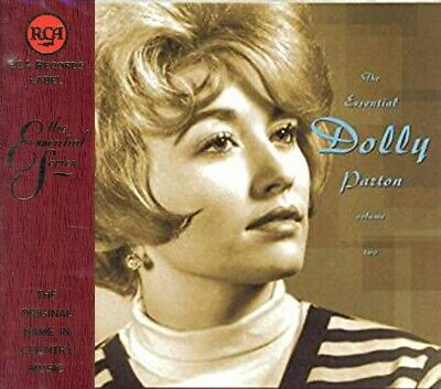 The Essential Dolly Parton RCA Early Years CD 20 Tracks New Sealed