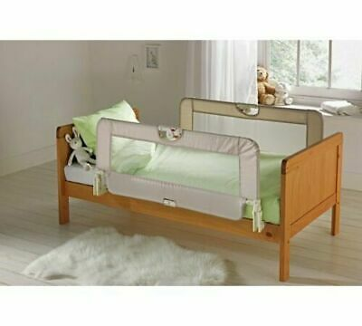 Cuggl Natural Double Bed Rail Bed Guard-RK121.