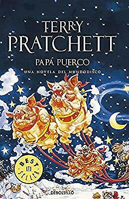 Papa Puerco/ Hogfather, Pratchett, Terry, New Book