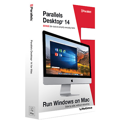 Parallels Desktop Business Edition14 macOS Full Lifetime Activation 30s Delivery