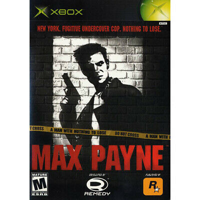 Max Payne [M] Disc Only
