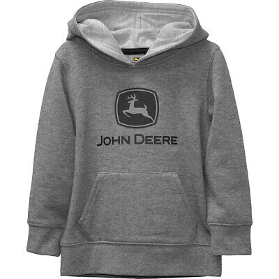 O590002186 JOHN DEERE CHILDS SUN SWEATER HOODIE TOP 5-6 YEARS