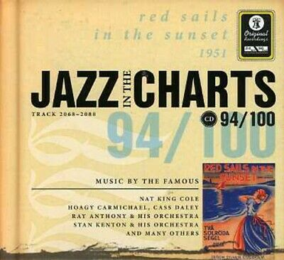 Various Artists : Jazz in the Charts Vol. 94 - Red Sails in the Sunset CD