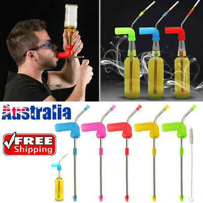 Beer Snorkel Funnel Drinking Straw Games Hens Bucks Party Entertainment Bar HOT
