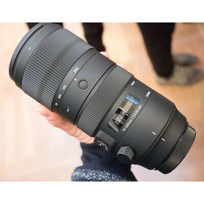 Sigma 70-200mm f/2.8 DG OS HSM Sports Lens for Nikon F ship from EU