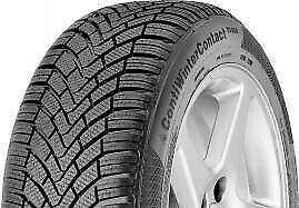 Offerta Gomme Auto Continental 155/65 R14 75T Contiwintercontact Ts850 M+S pneum