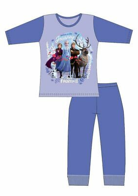 Disney Frozen Pyjamas | Anna & Elsa PJs | Girls Frozen PJs | Princess Pyjama Set