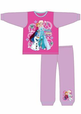 Frozen Pyjamas | Girls Frozen Pyjama Set | Disney Princess Pjs | Elsa & Anna PJs