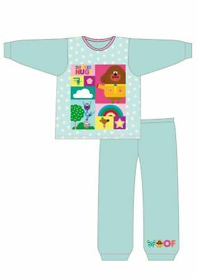 Hey Duggee Pyjamas | Girls Hey Duggee PJs | Kids Hey Duggee Cartoon Pyjama Set