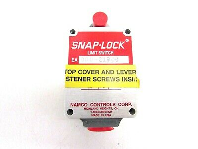 New! Namco Limit Switch Ea080-21900, 3898G