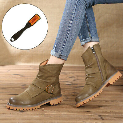 Scrubber Cleaning Tool Brush Suede Nubuck Material Shoes Boots Bags Cleaner New
