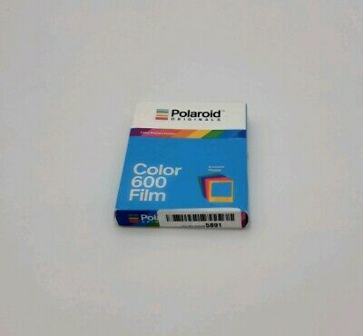 Polaroid Originals 4672 Color Glossy Instant Film for 600 Cameras - Color Frames