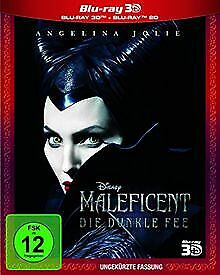 Maleficent - Die Dunkle Fee (inkl. 2D-Blu-ray) [3D Blu-ray] | DVD | Zustand gut