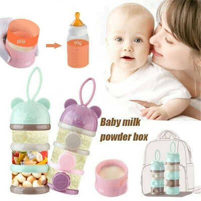 milk powder container baby milk bottle formula dispenser food storage box