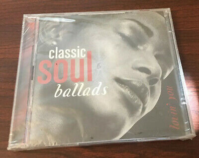 Classic Soul Ballads Lovin You Time Life Music Al Green Freddie Jackson CD