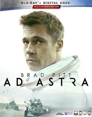 Ad Astra Used - Very Good Blu-Ray/Dvd