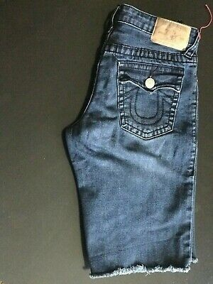 True Religion Jean Shorts (Boys) *Size 14