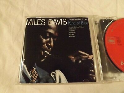 Miles Davis – Kind Of Blue (Cd 1959 / 1997)