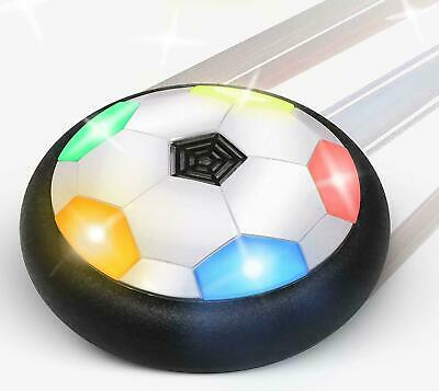 Kids Toys Hover Soccer Ball Gift Boys Girls LED Air Football indoor Outdoor Toy