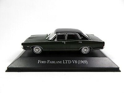 Ford Fairlane LTD V8 (1969) 1/43 Voiture Miniature Salvat Diecast Model Car AR41