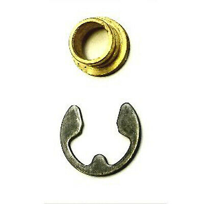 TURNED BRASS DIAL GROMMETS 10.5mm