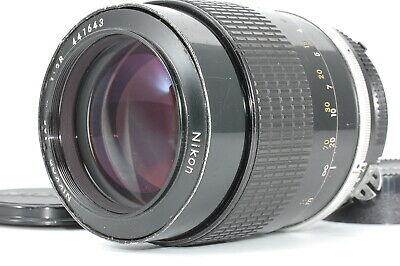 Nikon Ai Nikkor 135mm f/2.8 MF Telephoto Lens Excellent+++ from Japan