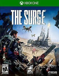 The Surge (Microsoft Xbox One, 2017) Brand New Factory Sealed