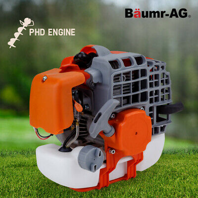 NEW Baumr-AG Engine for Post Hole Digger Replacement 62CC Earth Auger