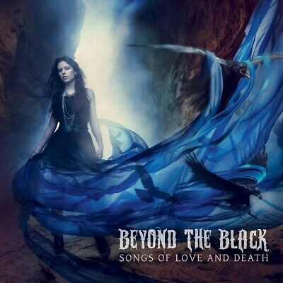 Beyond The Black Songs Of Love And Death CD New 2019