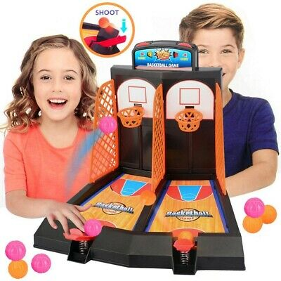 Mini Finger Basketball Shooting Game Toy Indoor Sports for Parent Child Toy