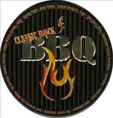 Classic Rock BBQ by Various Artists (CD, 2009, 2 Discs, Universal Music)