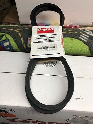 D/&D PowerDrive 3L590 V Belt  3//8 x 59in  Vbelt