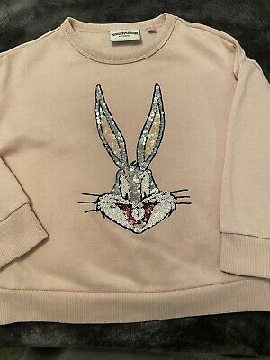 Next Looney Tunes Bugs Bunny Jumper Age 5