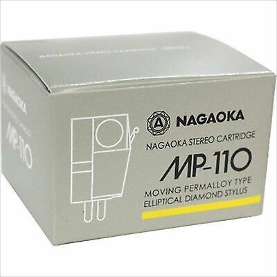 New MP-110 NAGAOKA STEREO CARTRIDGE FROM JAPAN