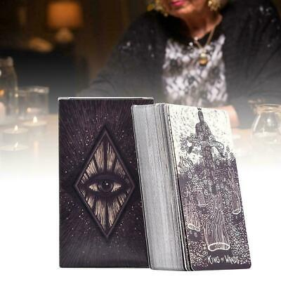79 Sheets Tarot Light Visions Tarot Cards Deck Card Family Party Divination Game